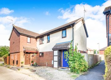Thumbnail Semi-detached house for sale in Balliol Drive, Didcot