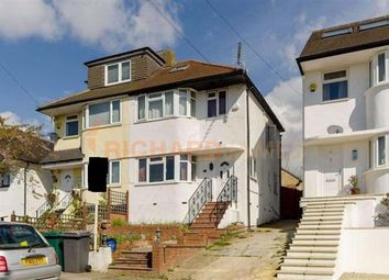 Thumbnail 3 bed semi-detached house for sale in Grants Close, London