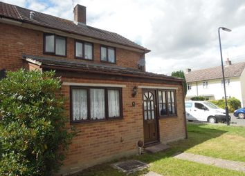 Thumbnail 2 bed end terrace house for sale in Borrowdale Road, Southampton