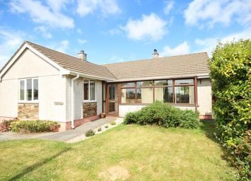 Thumbnail 3 bed bungalow for sale in Wadebridge Road, St. Tudy, Bodmin