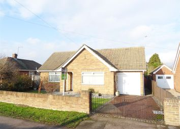 Thumbnail 2 bed detached bungalow for sale in Little Haw Lane, Shepshed, Loughborough