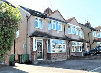 Thumbnail 4 bed semi-detached house to rent in Hill Road, Pinner