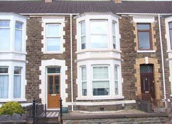 Thumbnail 3 bed terraced house for sale in Hafod Street, Port Talbot