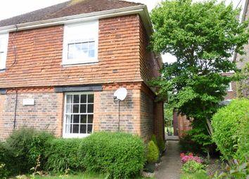 Thumbnail 2 bed semi-detached house to rent in Marsh Green Road, Marsh Green, Edenbridge