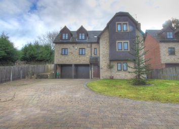 Thumbnail 5 bed detached house for sale in Low Westwood, Newcastle Upon Tyne