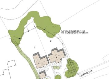 Thumbnail Land for sale in Ashen Road, Clare, Sudbury
