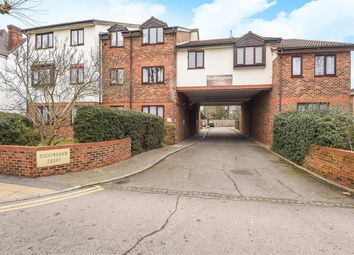 Thumbnail 2 bed flat for sale in Buckingham Court, Kingston Road, Staines