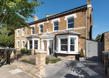 Thumbnail 4 bed semi-detached house to rent in Church Road, Teddington