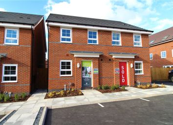 Thumbnail 2 bed semi-detached house for sale in Plot 516, Queen Elizabeth Road, Nuneaton, Warwickshire