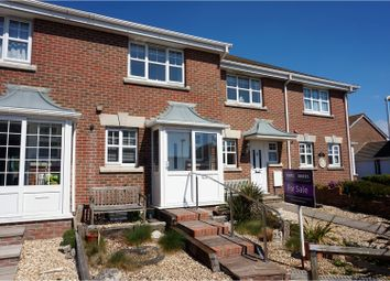 Thumbnail 2 bed terraced house for sale in Whitehead Drive, Weymouth