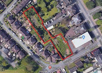 Land for sale in Site On Bursley Road, Burslem, Stoke-On-Trent ST6