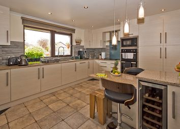 Thumbnail 4 bed detached house for sale in French Drive, Alford