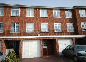 Thumbnail 4 bed town house to rent in Albemarle Road, Beckenham, Kent