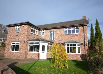Thumbnail 5 bed detached house for sale in Cedar Close, Calderstones, Liverpool