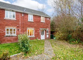 Thumbnail 3 bedroom end terrace house for sale in Jenkins Way, St. Mellons, Cardiff