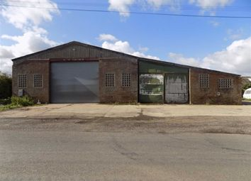 Thumbnail Commercial property for sale in Old Fendyke, Sutton St. James, Spalding