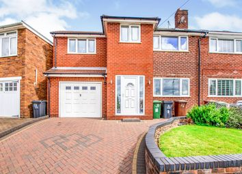 5 bed semi-detached house for sale in Fordbrook Lane, Pelsall, Walsall WS3
