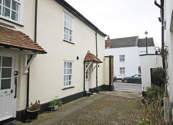 Thumbnail 1 bed flat for sale in Fore Street, Topsham, Exeter
