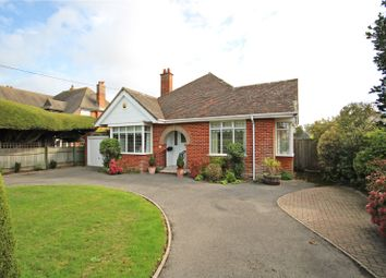 Barton Court Avenue, Barton On Sea, New Milton BH25. 3 bed bungalow for sale