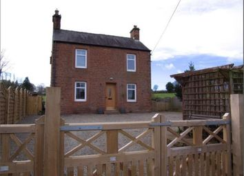 Thumbnail 3 bed detached house to rent in Station View, Southwaite, Carlisle