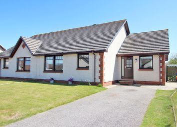 Thumbnail 4 bed semi-detached bungalow for sale in Sutors View, Nairn