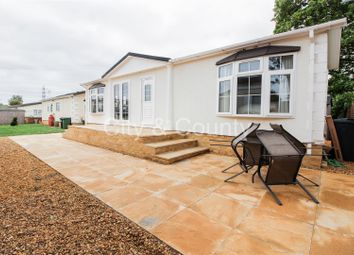 Thumbnail 2 bed mobile/park home for sale in Fengate Mobile Home Park, Fengate, Peterborough