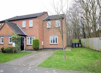 Thumbnail 3 bed semi-detached house for sale in Leahurst Road, West Bridgford, Nottingham