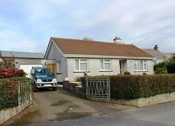 Thumbnail 3 bed detached bungalow for sale in Hembal Road, Trewoon, St. Austell