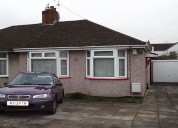 Thumbnail 3 bed bungalow to rent in Lambrook Road, Fishponds, Bristol