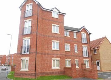 Thumbnail 1 bedroom flat for sale in Pickering Close, Stoney Stanton, Leicester