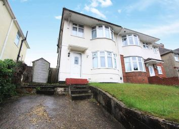 Thumbnail 3 bed semi-detached house for sale in Kathleen Road, Southampton