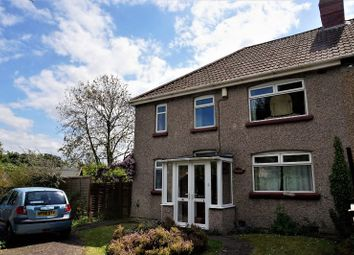 Thumbnail 3 bedroom semi-detached house for sale in Gayner Road, Filton