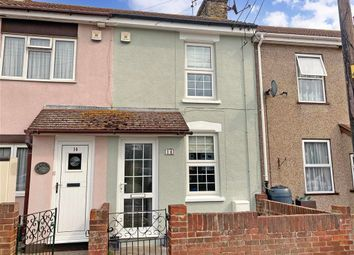 Thumbnail 2 bed terraced house for sale in Higham Road, Wainscott, Rochester, Kent
