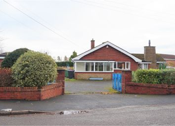 Thumbnail 3 bed bungalow for sale in Park Road, Dawley Bank
