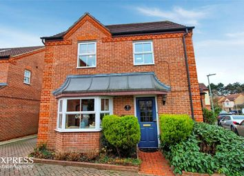 3 bed detached house for sale in The Hedgerows, Bishop's Stortford, Hertfordshire CM23