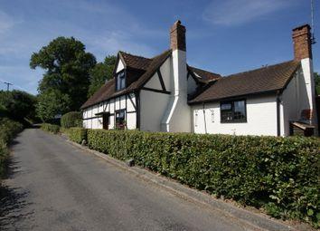 Plough Lane, Bramshill, Hook RG27. 3 bed cottage