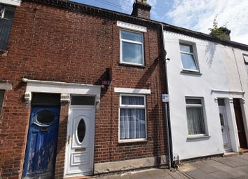 Thumbnail 2 bed terraced house for sale in Selwyn Street, Stoke