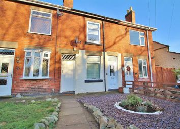 Thumbnail 2 bed terraced house for sale in Forest Road, Markfield, Leicestershire