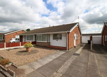 Thumbnail 2 bed bungalow for sale in Stoops Lane, Bessacarr, Doncaster