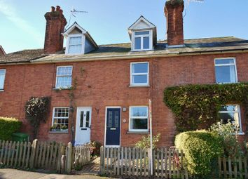 Thumbnail 3 bedroom terraced house for sale in Church Road, Pembury, Tunbridge Wells