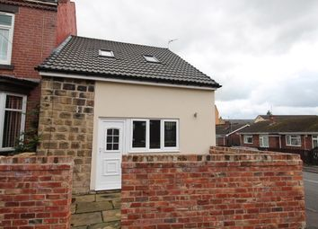 Thumbnail 1 bed semi-detached house for sale in Cromwell Road, Mexborough