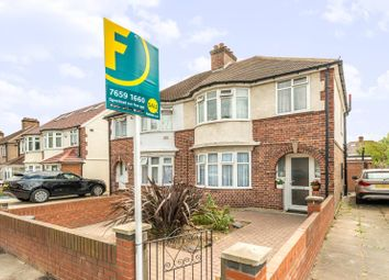 Thumbnail 3 bed semi-detached house for sale in Winchester Avenue, Heston