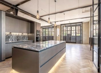 Thumbnail 4 bed flat for sale in Belsize Park Firehouse, Lancaster Grove, Belsize Park, London