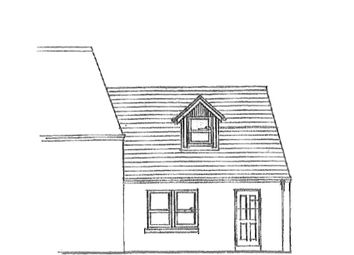 Thumbnail 1 bed semi-detached house for sale in St John Street, Creetown