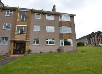 Thumbnail 2 bed flat to rent in Overton Court, West Kilbride, North Ayrshire