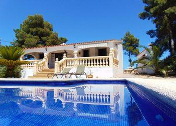 Thumbnail 3 bed villa for sale in Javea, Alicante, Costa Blanca. Spain