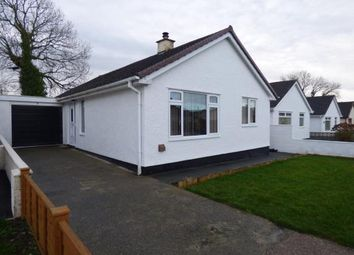 Thumbnail 2 bed bungalow for sale in Lon Fain, Dwyran, Anglesey, Sir Ynys Mon