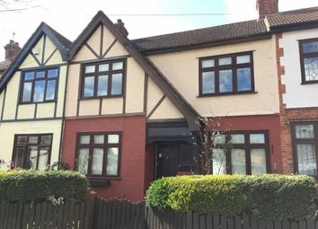 Thumbnail 3 bed terraced house for sale in Babbacombe Gardens, Ilford