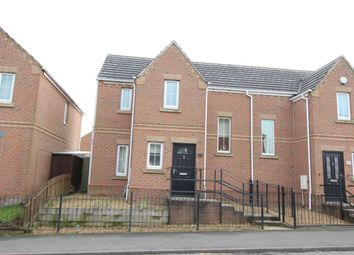 Thumbnail 3 bedroom semi-detached house for sale in Furlong Road, Tunstall, Stoke-On-Trent
