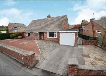 Thumbnail 3 bed detached bungalow for sale in Westfield Road, Wigginton, York